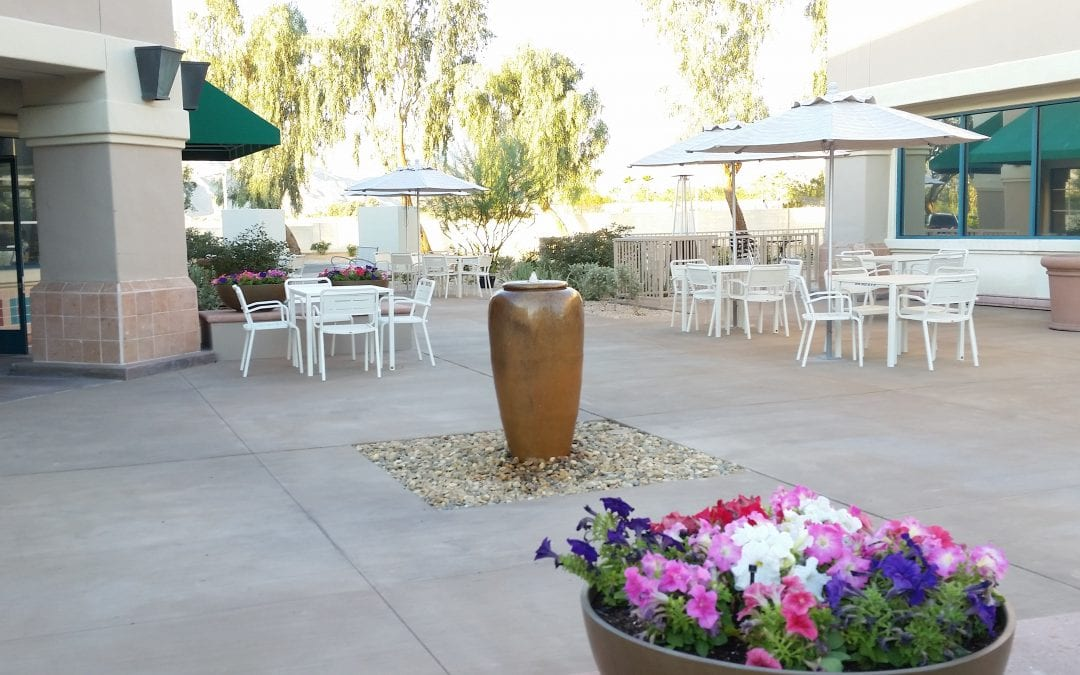 Rancho Mirage Marketplace's Newly Sustainable Revamp