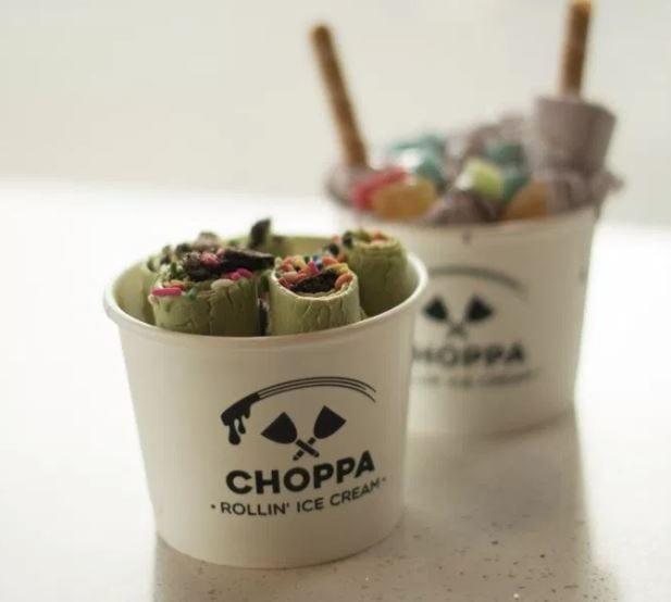 Choppa Ice Cream