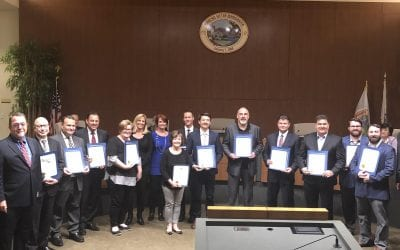 Westar Associates Receives Recognition As Silver Sponsor of City of Rancho Santa Margarita