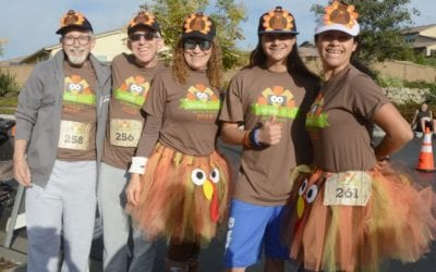 The Turkey Trot on the Ranch to be held again this year at Rancho Mission Viejo