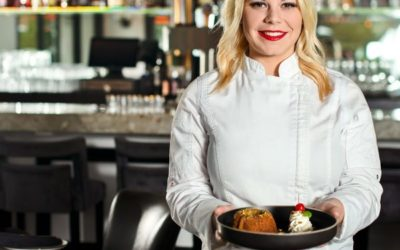 5 Questions With Paige Riordan, Chef-Owner of Scarlet Kitchen & Lounge