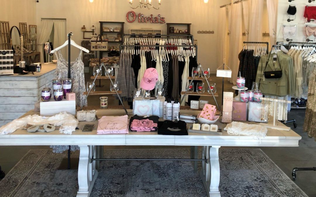 Rancho Mission Viejo Residents Opens Boutique Shop Close To Home