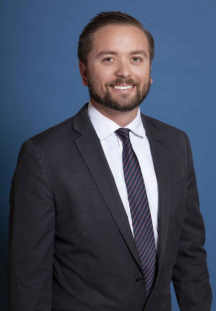 Joe McCabe - Property Manager