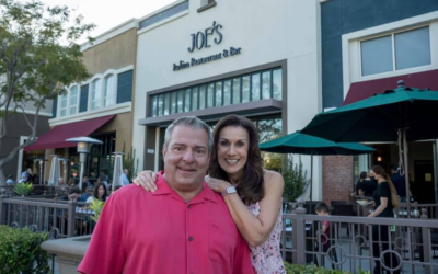 Joe's Italian Restaurant & Bar Now Open at Mercantile West in Ladera Ranch